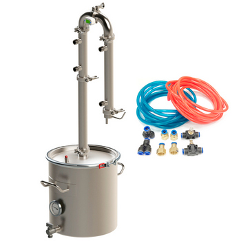 Самогонный аппарат на пресне устройство колонны самогонного аппарата