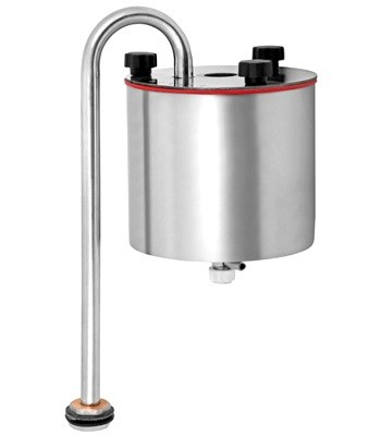 Самогонный аппарат катюша с сухопарником электрический охладитель для самогонного аппарата
