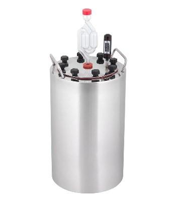гидрозатвор для брожения инструкция - фото 10